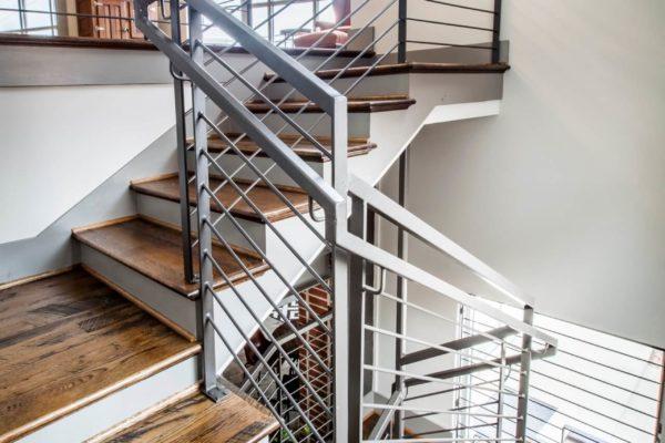 31 Wade Hampton_Stairs