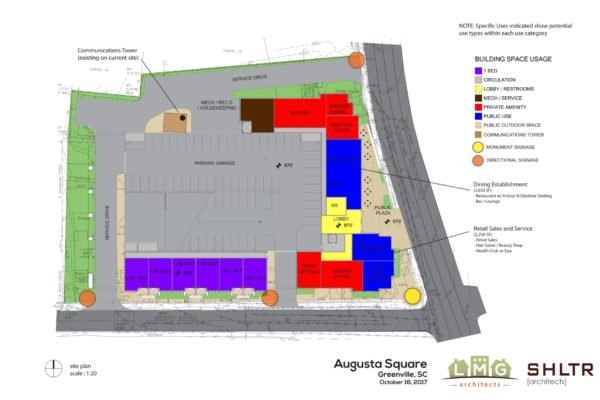 Augusta at Woodfin_Site Drawing2