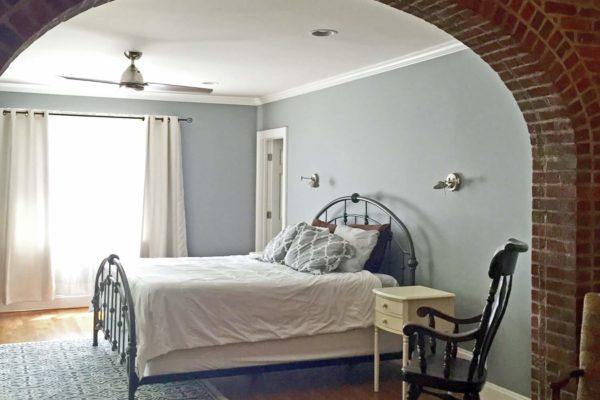 Benfield master bedroom