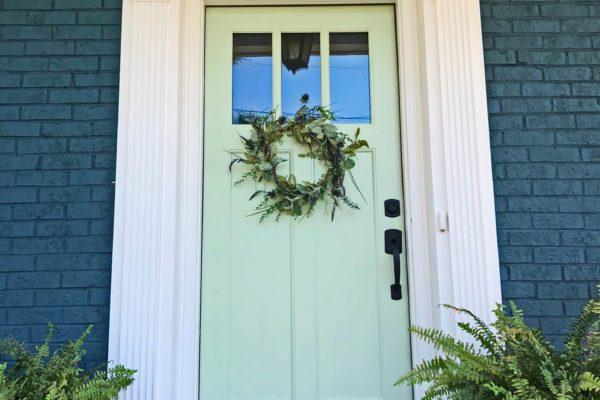 C Feeny Front Door