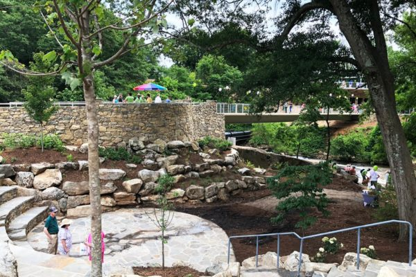 Concer Survivor's Park_Gardens