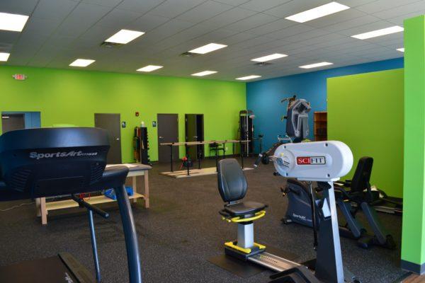 Cora Health_Equipment Space