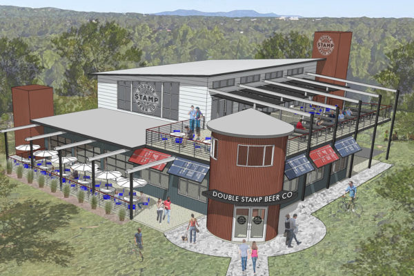 Double Stamp Brewery Concept