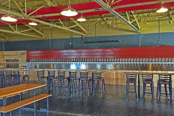 Pour Taproom_Tap Row