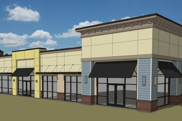 Powdersville Retail_Rendering2