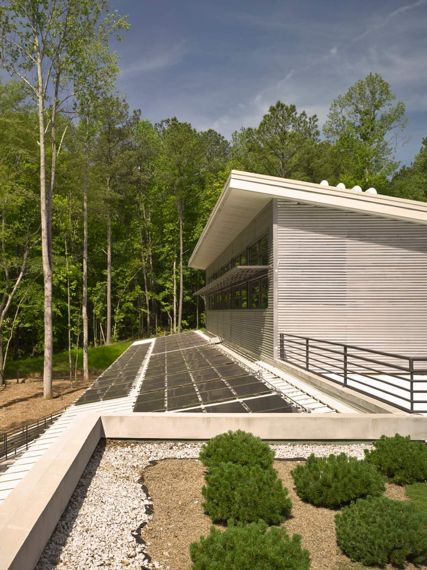 Sweetwater Creek Visitor Center