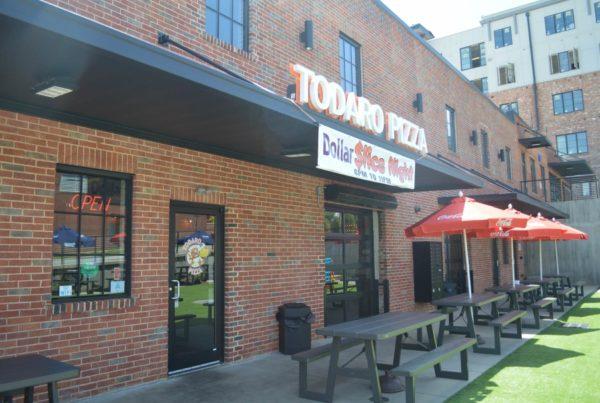 Todaro Pizza