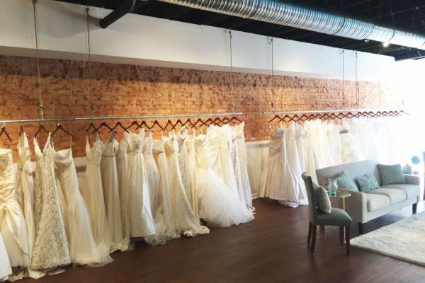 White Magnolia Bridal_Dress Racks (1)